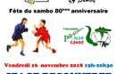 Le sambo fête ses 80 ans ! vendredi 16 novembre cous annulé sur Longages